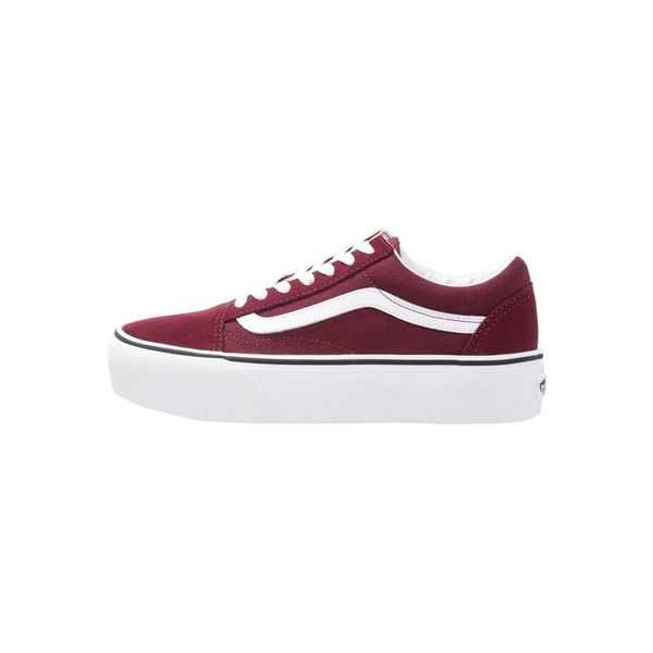 vans old skool platform port royale