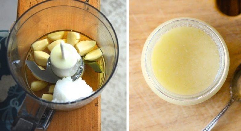 Cómo aprovechar las propiedades antibacterianas del ajo haciendo un ungüento