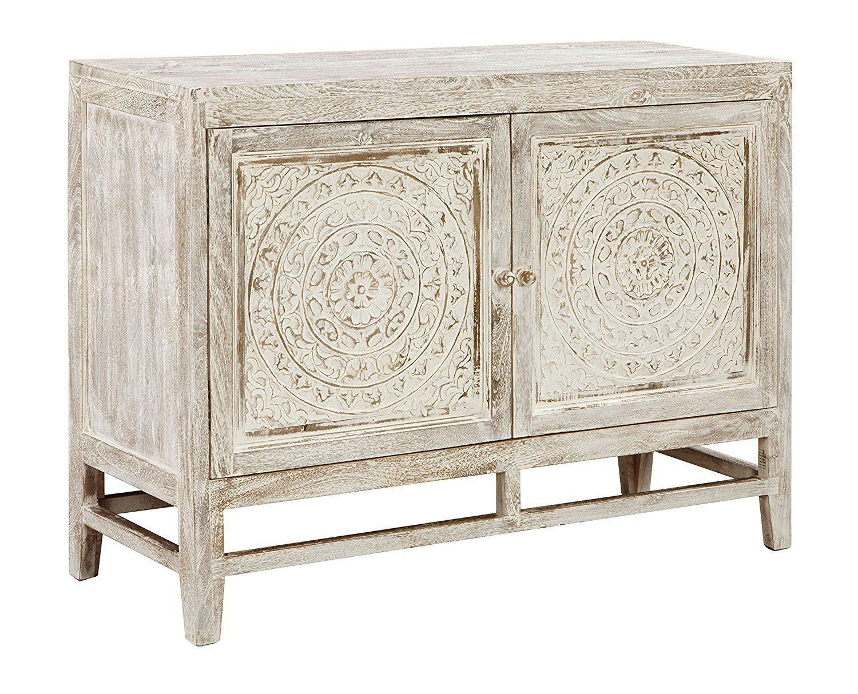 Ashley Furniture Signature Design Fossil Ridge 2 Door Accent Cabinet Contemporary Heavy Accent Doors Accent Cabinet Signature Design By Ashley