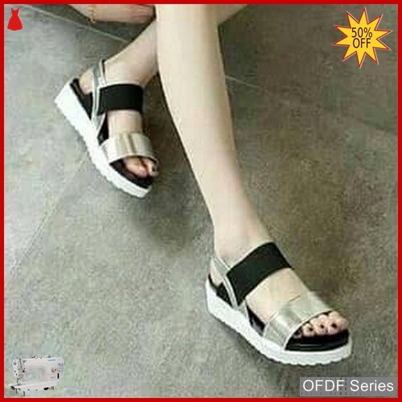Ofdf163 Sepatu Slip On Cantik Wanita Popy Sepatu Wanita Dan