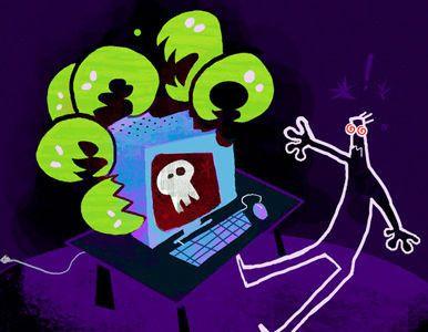 Pin En Los Virus Informaticos