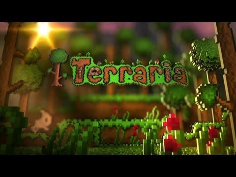 Terraria Xbox 360 Gameplay Trailer Split Screen Multiplayer 2c New Final Boss 2c Pets 2c Music Http 3a 2f 2fbest Videos In 2f2013 2f01 2f2 Terraria
