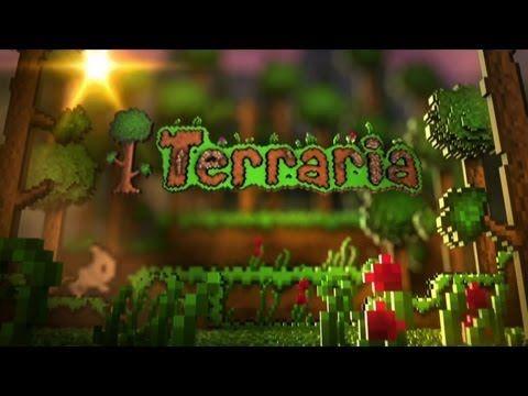 Terraria Xbox 360 Gameplay Trailer Split Screen Multiplayer 2c New Final Boss 2c Pets 2c Music Http 3a 2f 2fbest Videos In 2f2013 2f01 2f2 Terraria