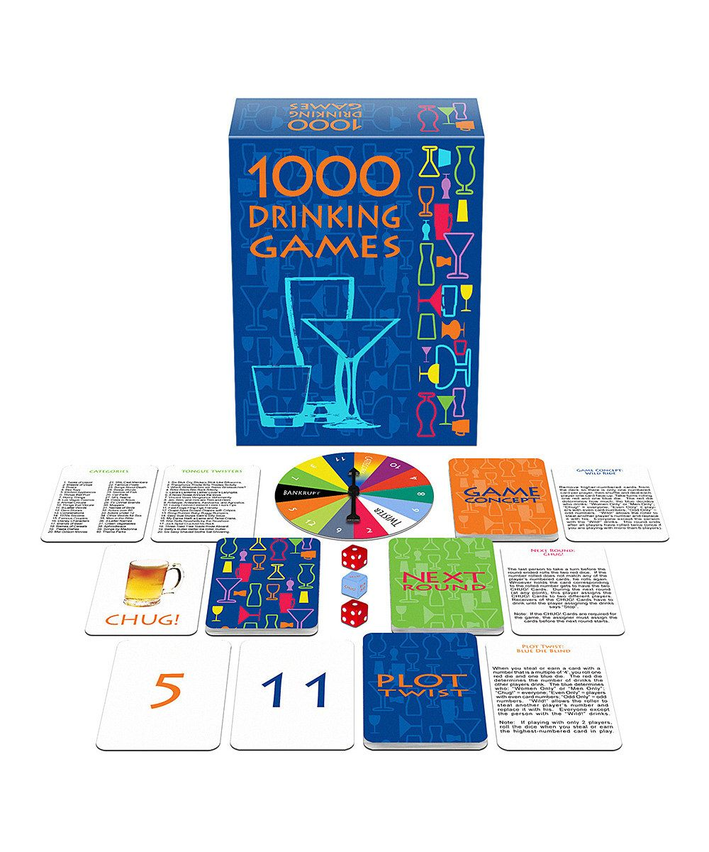 Look at this 1,000 Drinking Games Set on zulily today