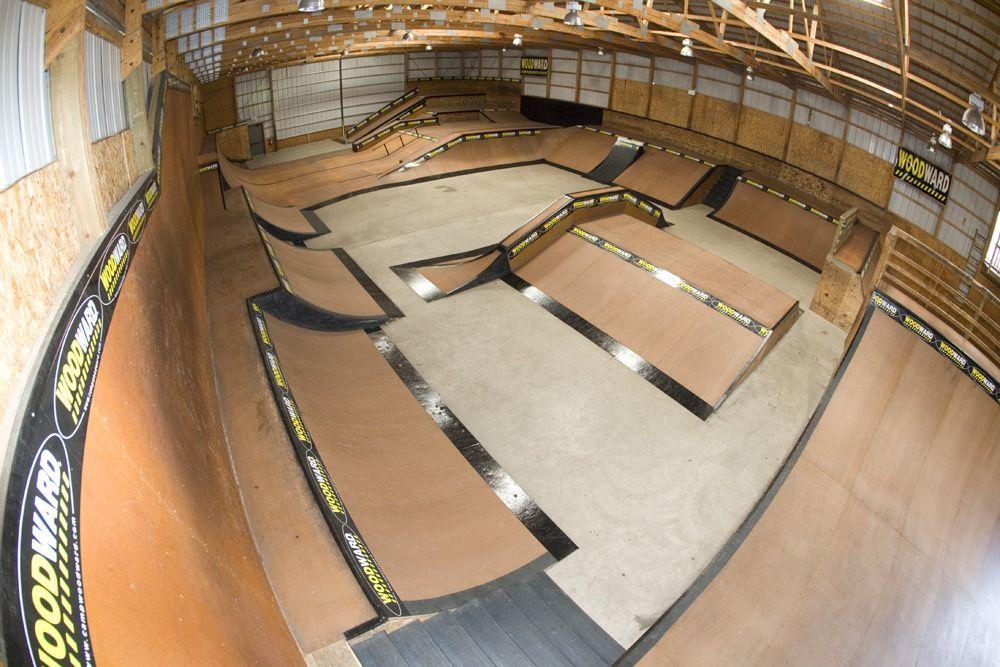My Husbands Favourite Place I Think Haha 3 Woodward Skate Park Skatepark Design Parking Design