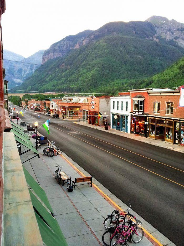 10 Langsame Kleine Stadte In Colorado Wo Das Leben Noch Einfach