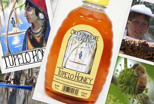 Sleeping Bear Farms - Tupelo Honey | Shop Here | Raw honey