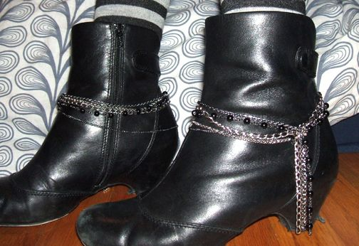 boot chains-how to