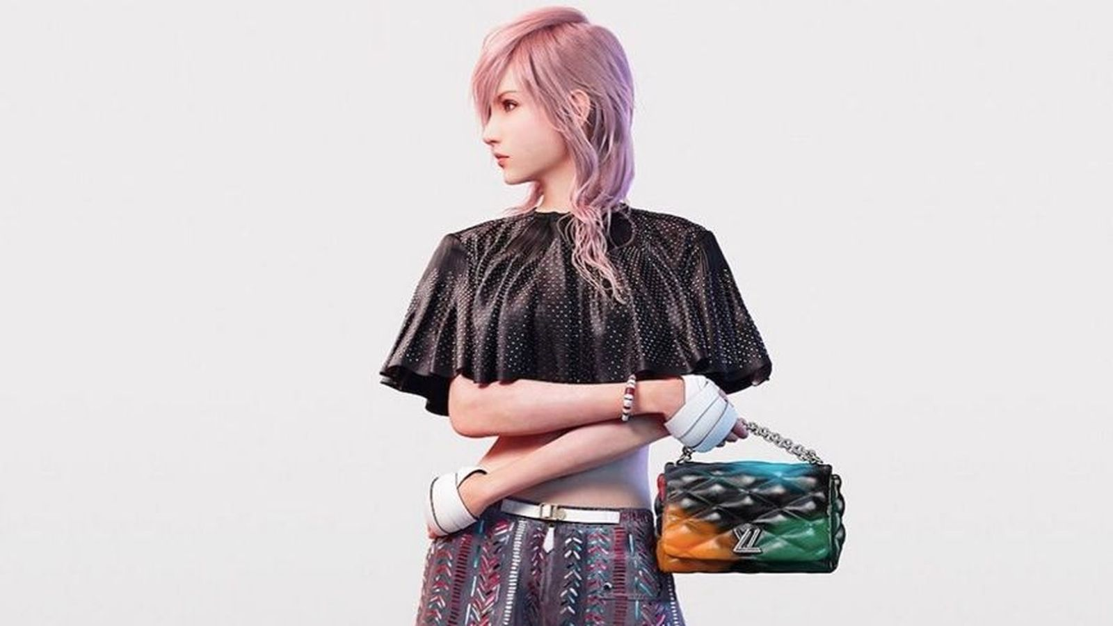 The overlap between Final Fantasy XIII fans and people who splash out on Louis Vuitton handbags might be a slim one, but modern marketing is all about exploiting those profitable niches. At least,...