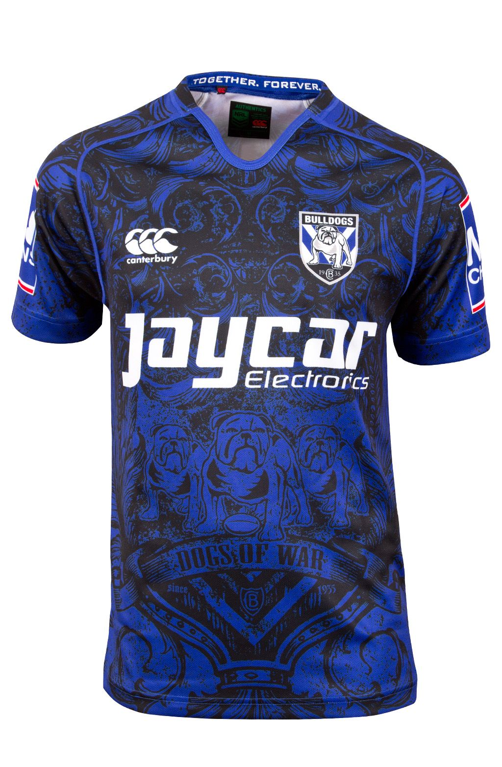 4c24d5280e4cc Australia's Best Sports Lifestyle Clothing and Accessories - Canterbury NZ  - Shop - Supporters - Bulldogs 2014 Training Jersey