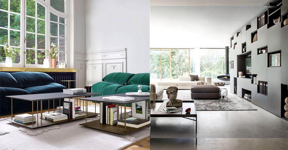 Wohnzimmer Designs Wohnzimmer 2018 Trends, Fotos, Ideen und