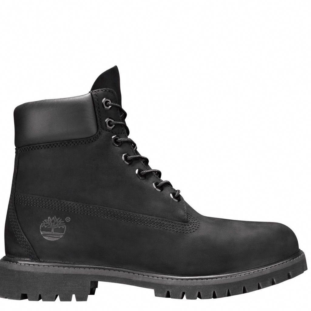 Timberland Shoes | Black Timberland