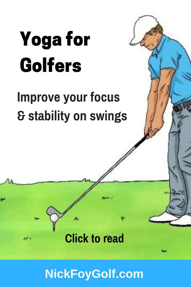 Yoga Poses for Golf