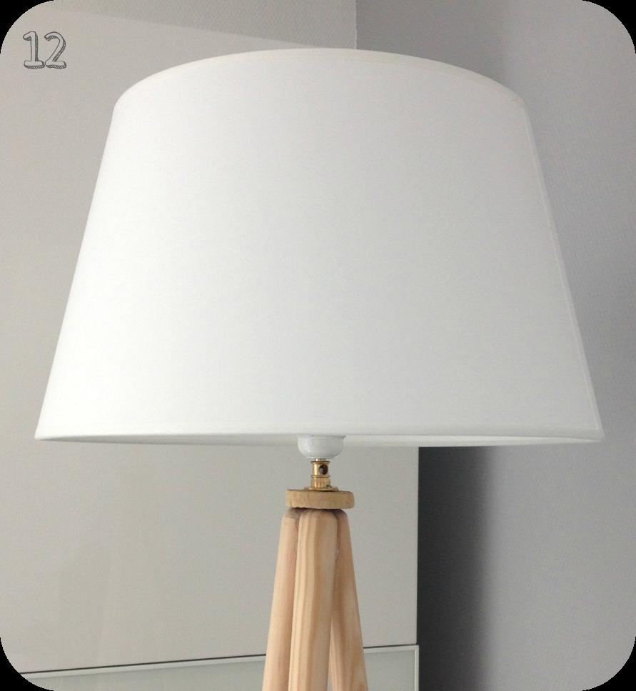 Refaire Un Abat Jour lampe 12 | diy lampe, lampadaire diy et déco maison de campagne