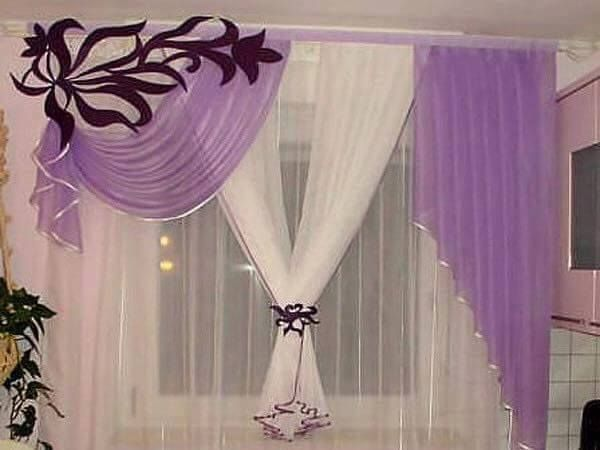 Unique Modern Curtain Designs 2016 Ideas And Colors