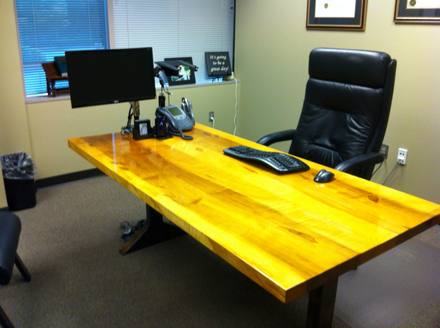 make your own office desk. Make Your Own Office Desk - Expensive Home Furniture Check More At Http:/ Pinterest