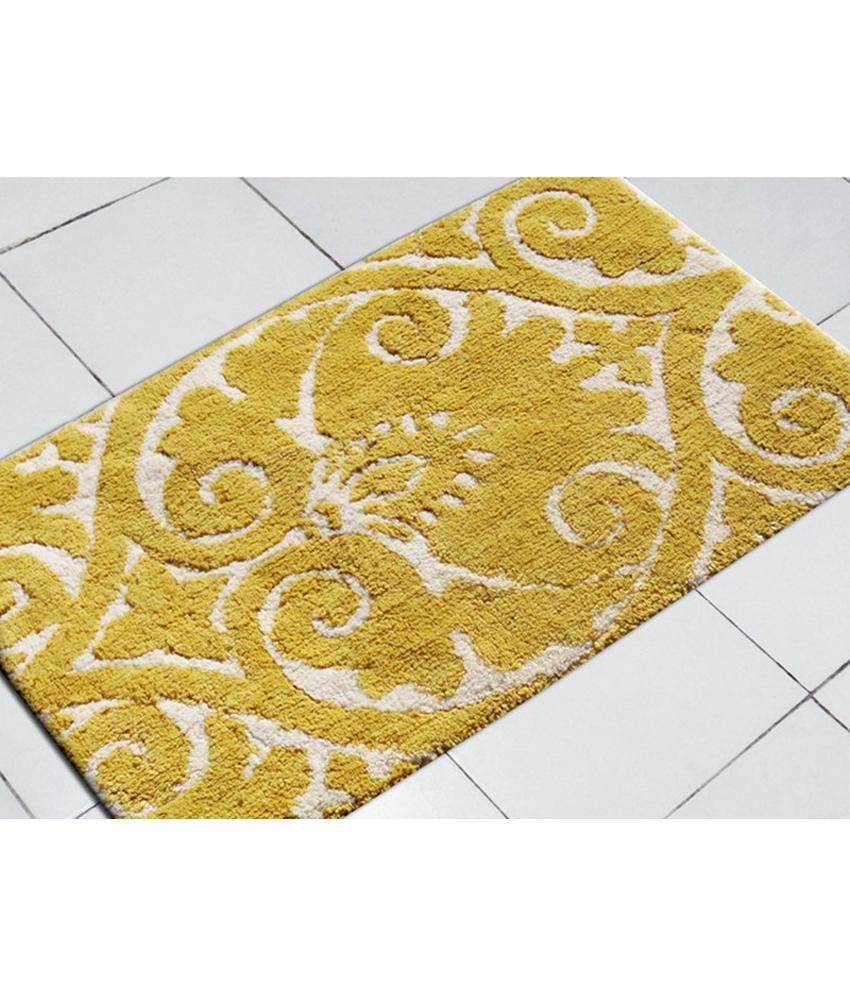 13 Appealing Gold Bath Rug Stylish Designer