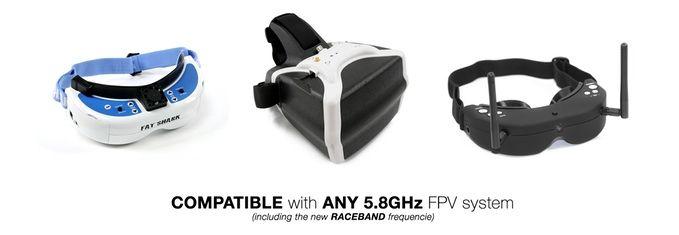 Купить очки гуглес для коптера в октябрьский заказать dji goggles к дрону в каспийск
