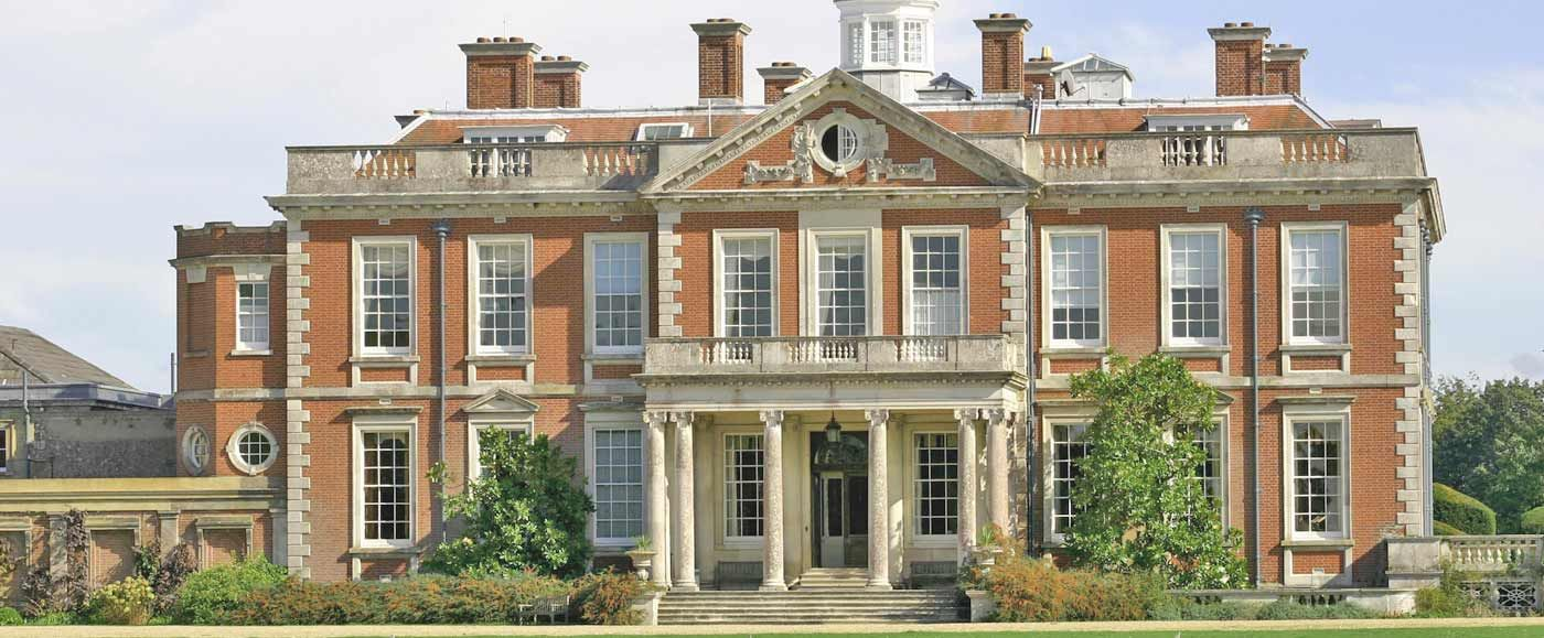 Stansted Park near the city of Chichester, West Sussex is