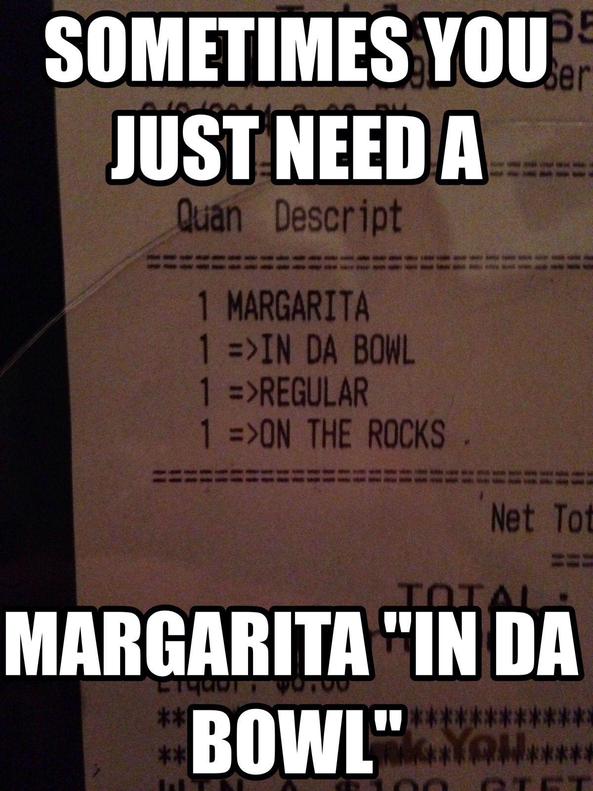 Margarita Meme Lol