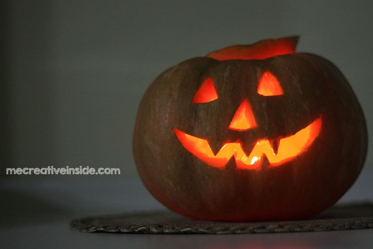 come fare tutorial diy zucca di halloween carving pumpkins ME creativeinside