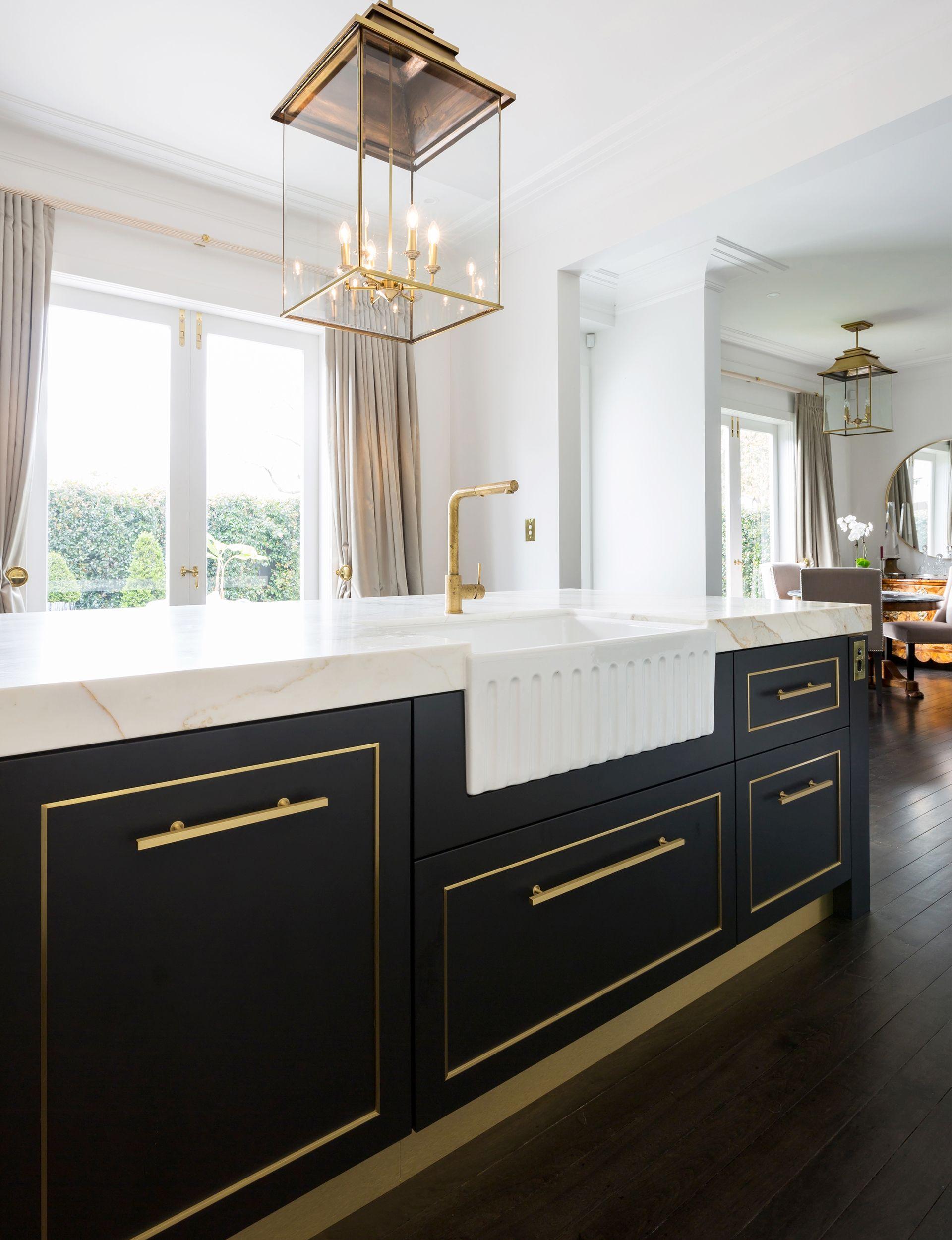 this luxurious kitchen gives storage a stylish edge luxury kitchens elegant kitchens kitchen on kitchen organization elegant id=42965