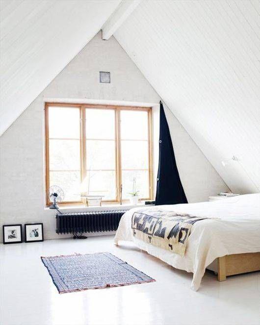 11 Converted Attic Bedrooms Domino Attic Bedroom Designs Home Bedroom Design