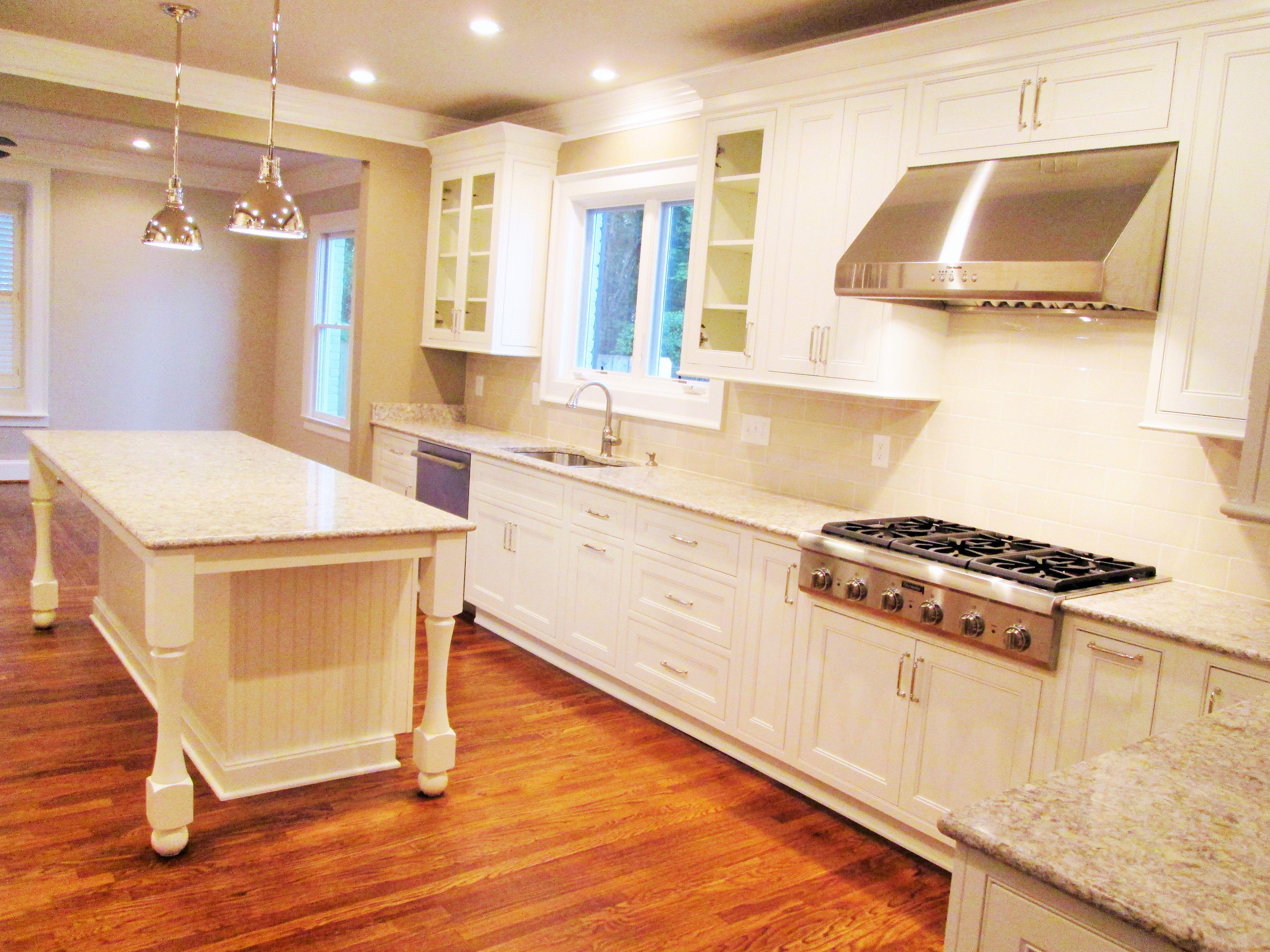 Kitchen Renovation By Penn Carpentry, Atlanta General Contractor #renovation  #kitchen