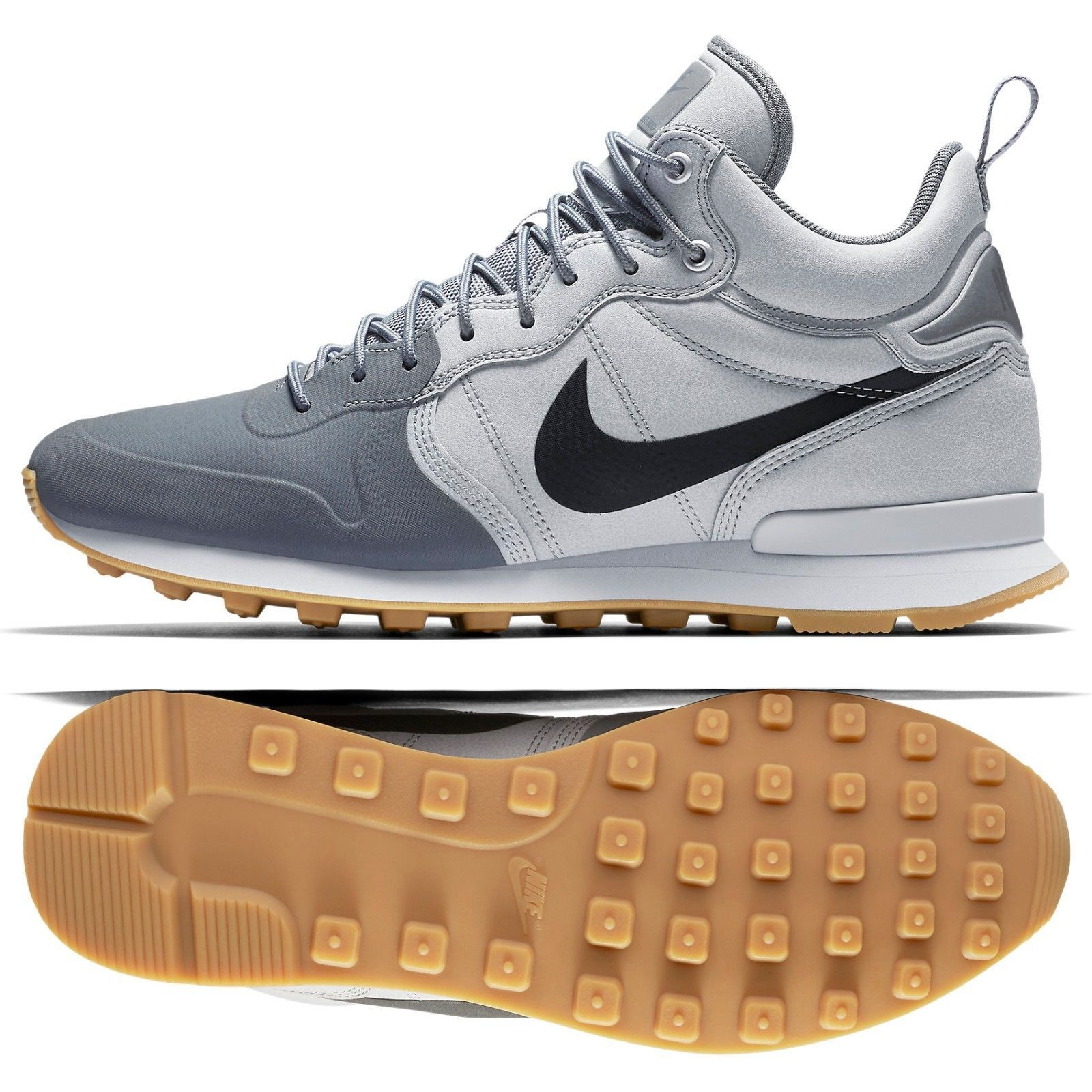 Details about Nike Internationalist Utility 857937 002 Wolf