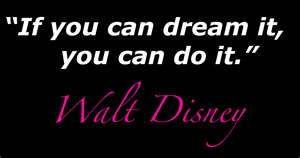 If you can dream it...