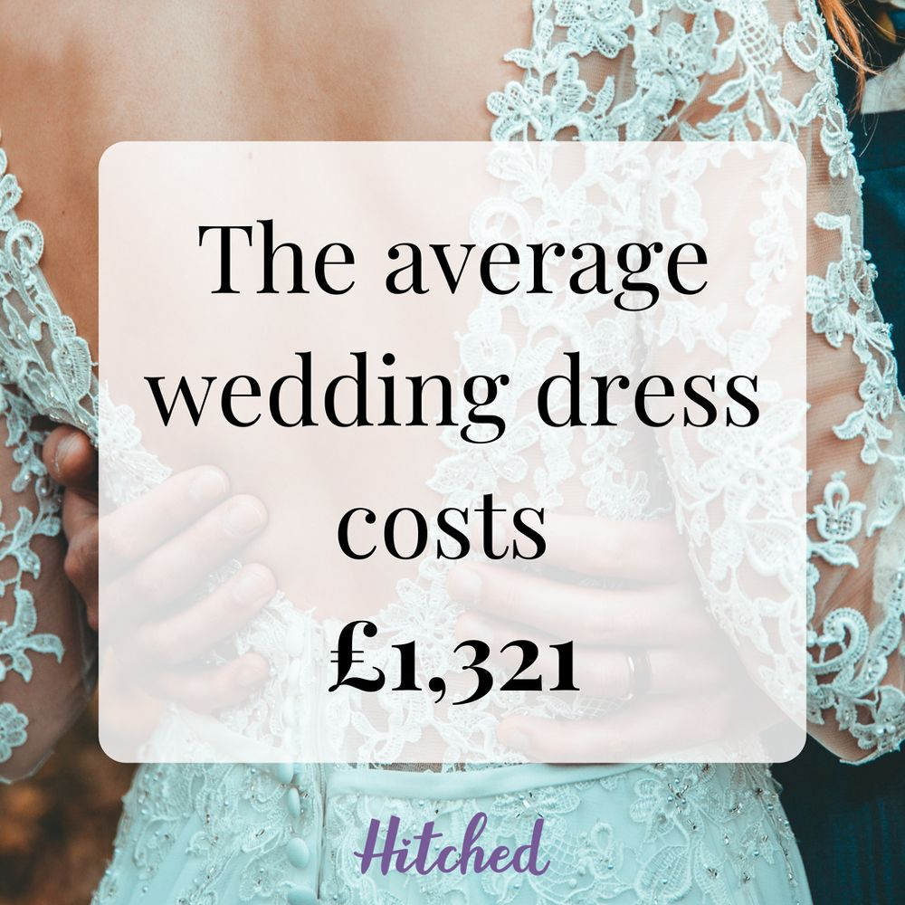 Average Wedding Dress Cost Ontario: Our 2018 Wedding Survey Results: Are You A Typical 21st