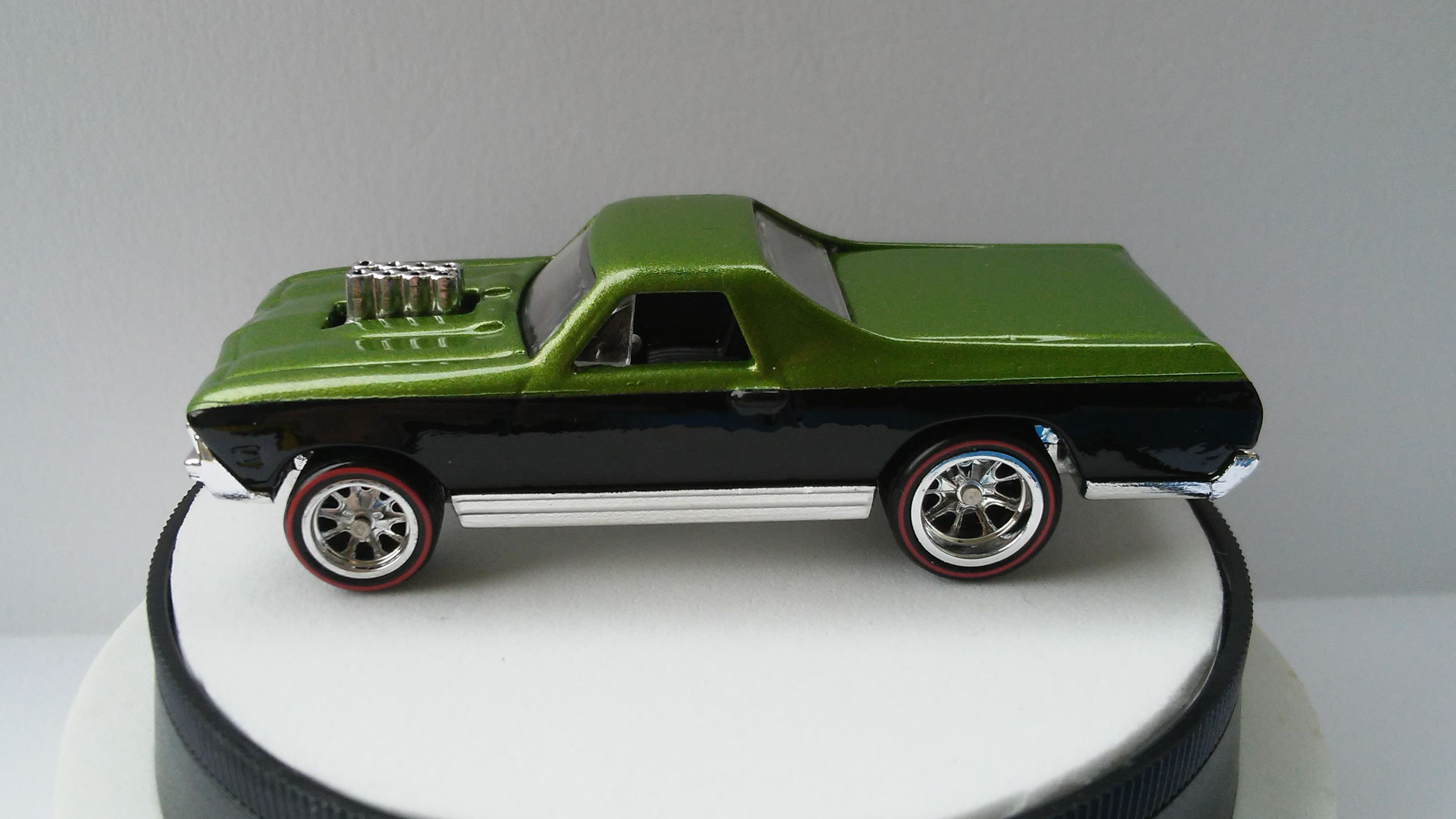 Hot Wheels 68 El Camino Custom By John Neely Custom Hot Wheels