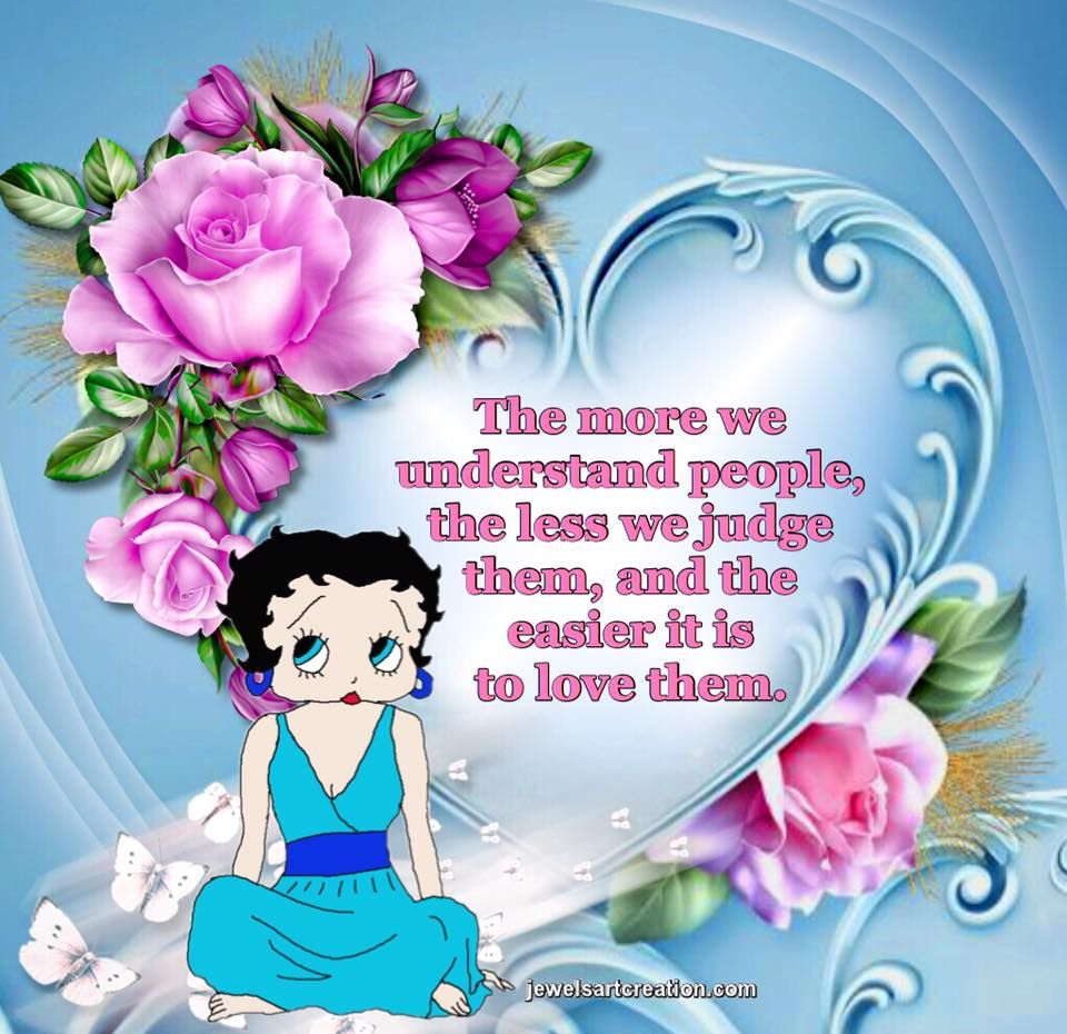 Betty Boop Pictures And Quotes: Pin By Cheryl Davidson On Jewels
