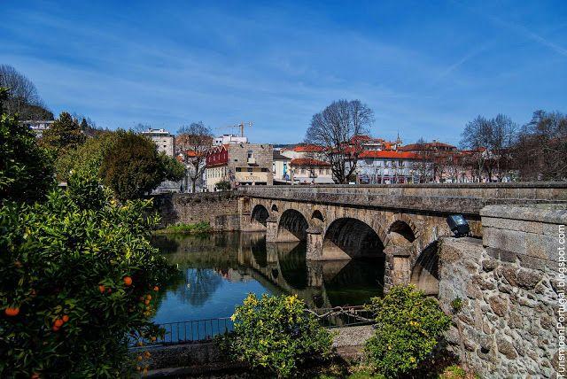 Turismo en Portugal: Rio Vez