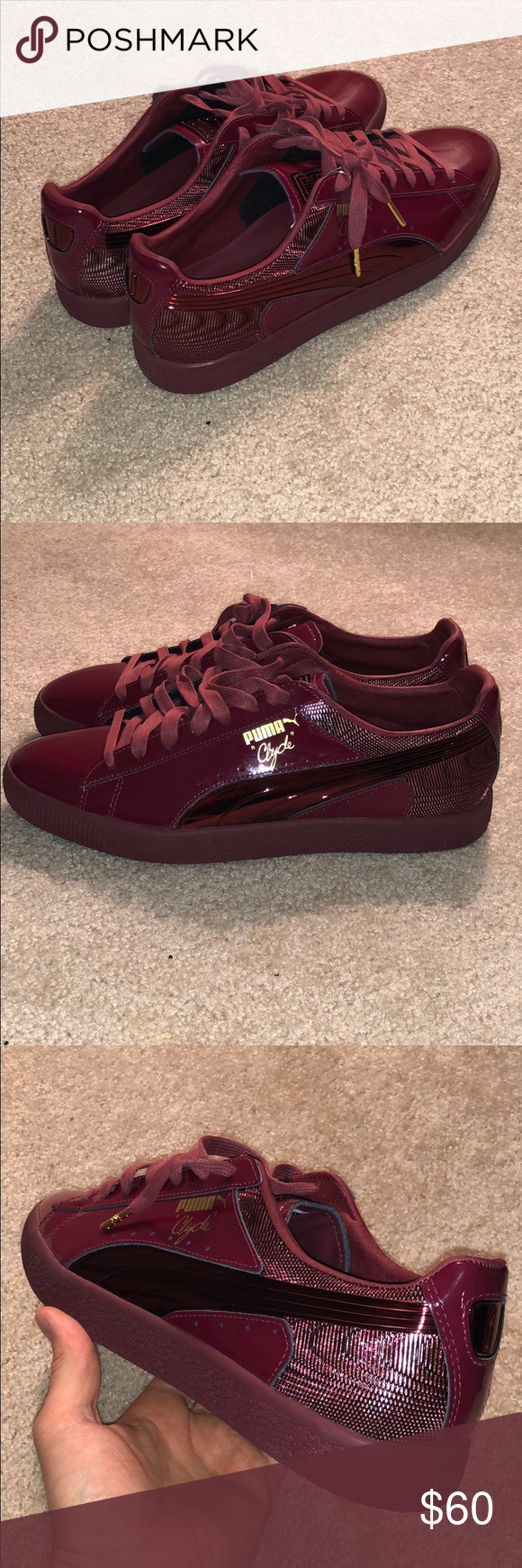 reputable site 83905 ba755 BRAND NEW Puma Clyde Wraith size 12 Up for sale is a brand ...