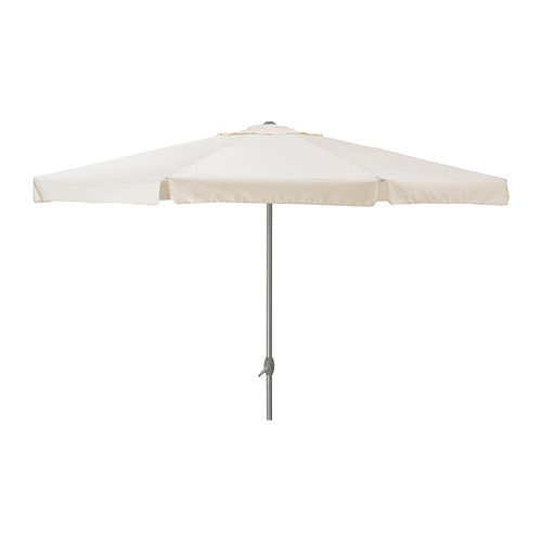 IKEA   LJUSTERÖ, Umbrella, The Fabric Gives Excellent Protection Against  The Sunu0027s UV Rays