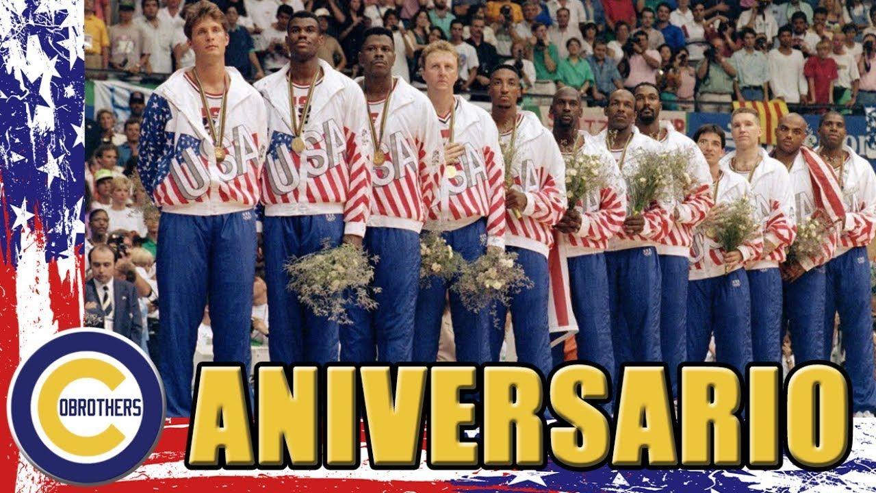 25 AÑOS DEL DREAM TEAM DE USA BARCELONA 92 Barcelona