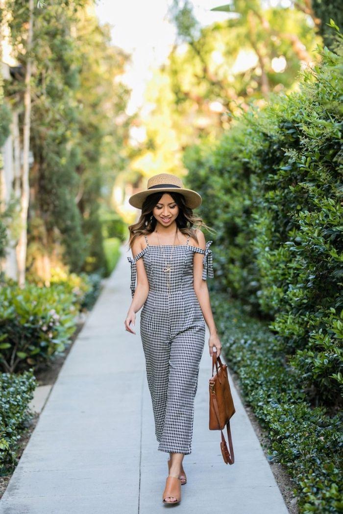 1001 + Ideen für ein tredniges Sommer Outfit für Damen | Colourful outfits, Gingham trend