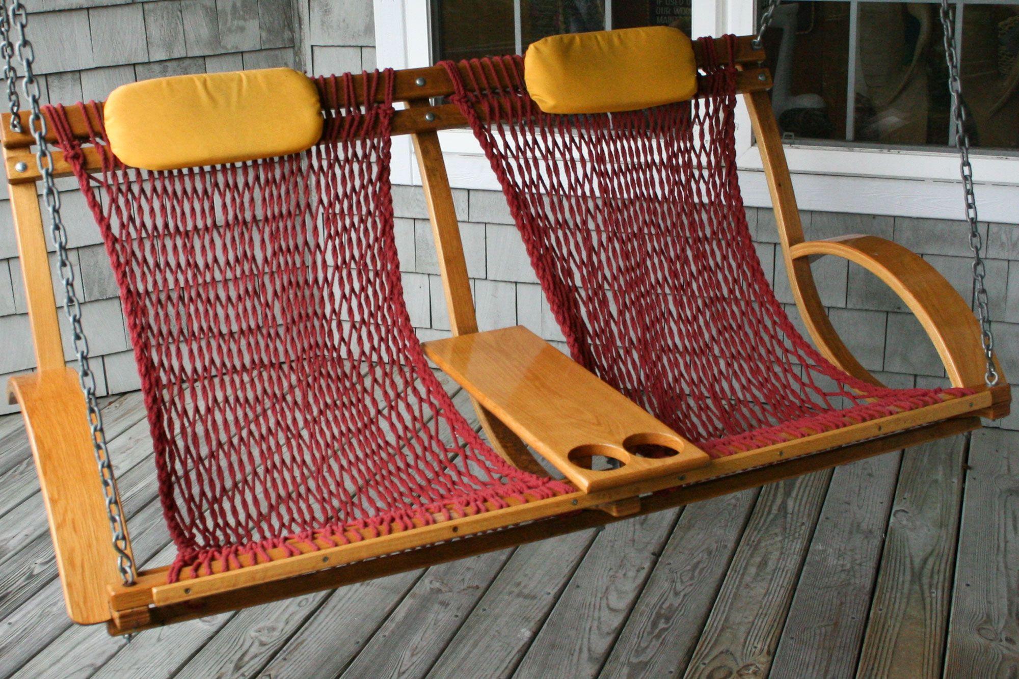 Porch Swing By Nags Head Hammocks
