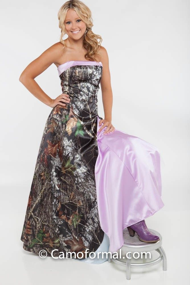 camouflage prom dresses  Search results for: camo flower girl ...