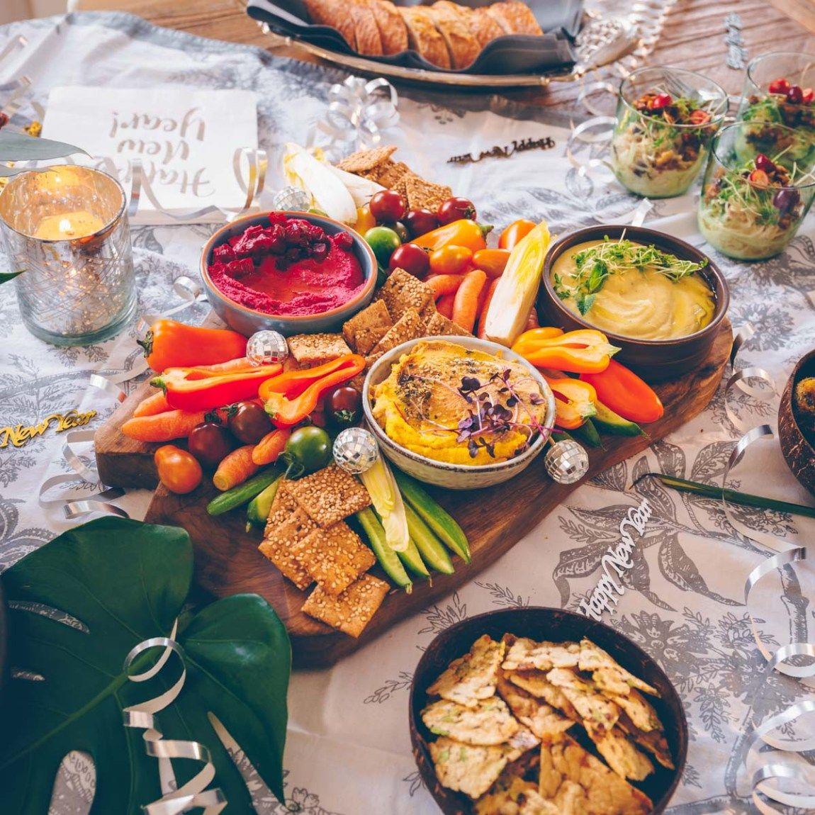 Rezepte und Ideen: Silvester Party 2018 * Freistyle