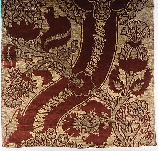 Textile Length, Mariano Fortuny, ca. 1910