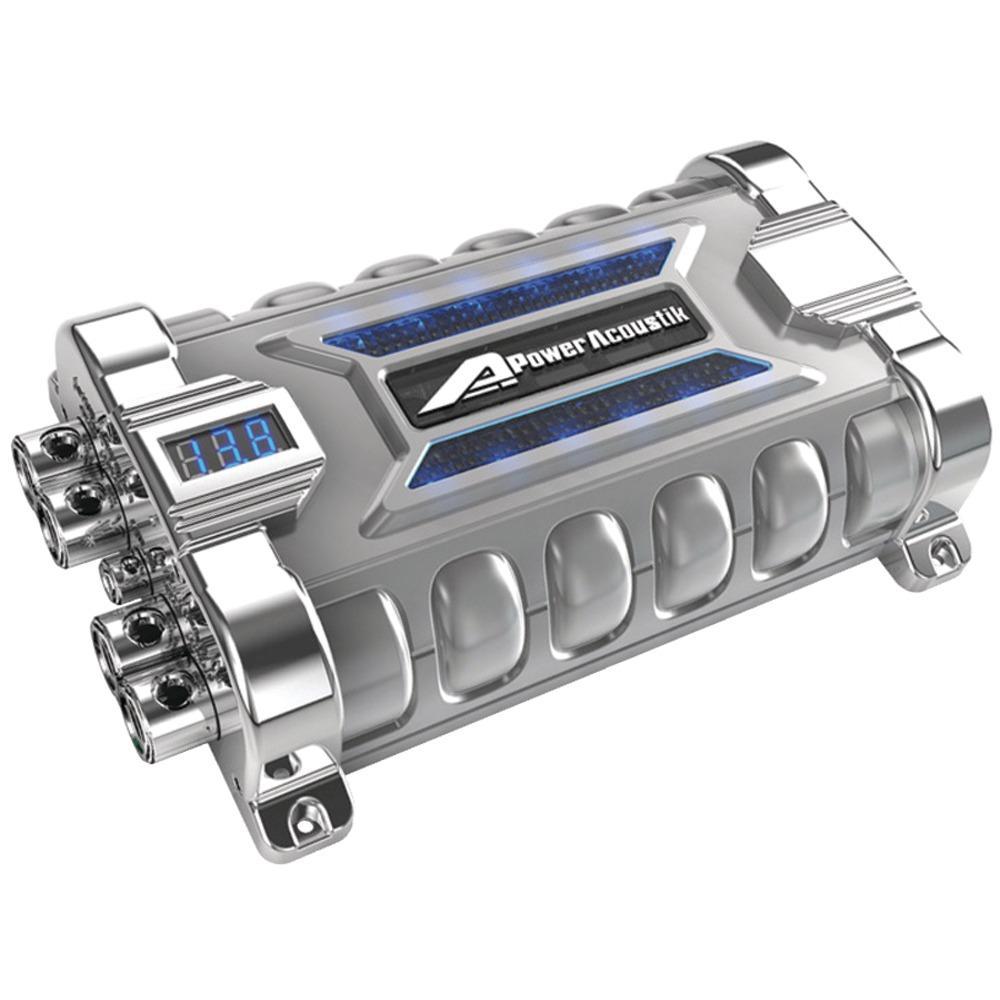 Power Acoustik 30 Farad Digital Capacitor Usmart Ny Capacitors