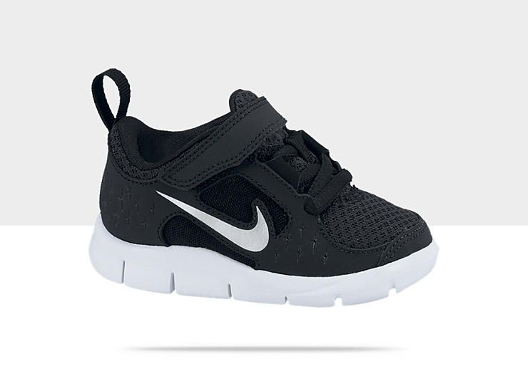 Nike Free Run 3 (2c 10c) InfantToddler Boys' Running Shoe