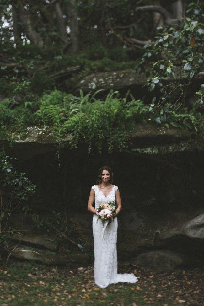 Elizabeth Fillmore, Margo Lace Size 10 Wedding Dress For Sale | Still White Australia