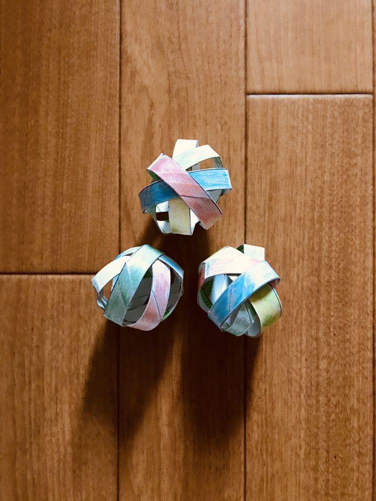 トイレットペーパーで折り紙を!折り方 ...