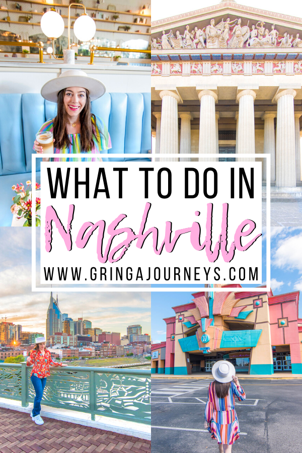 THE MOST PHOTO WORTHY SPOTS IN NASHVILLE