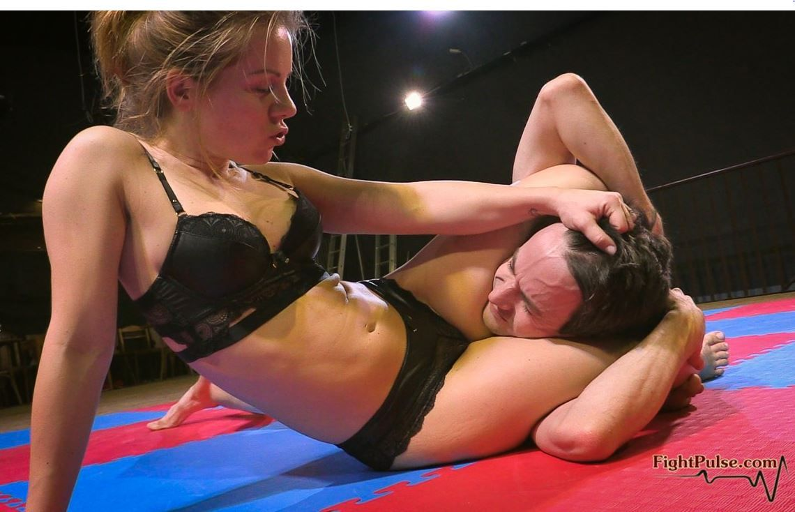Sasha Zima Fight Pulse  Athletic Women, Mixed Wrestling -7613
