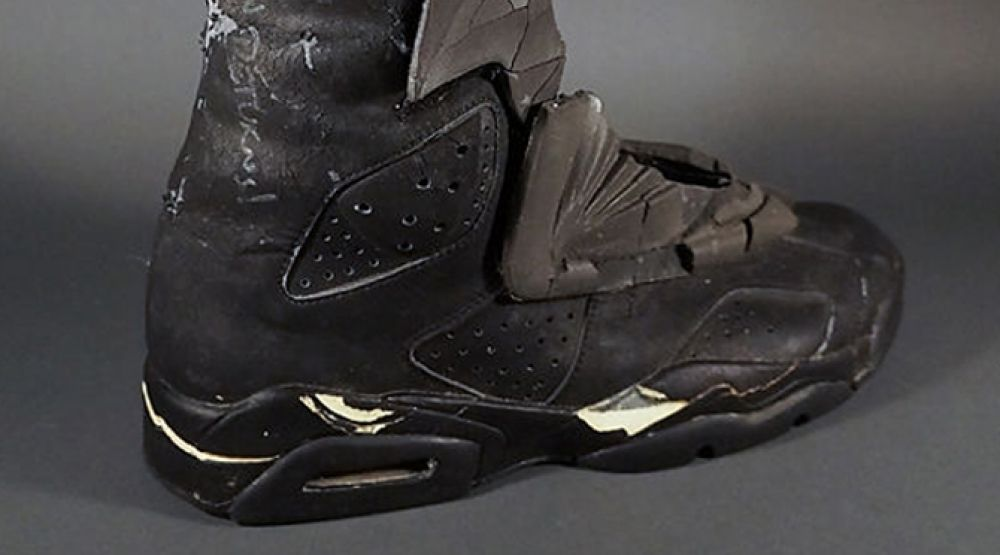 air jordan 6 batman sneakers nike
