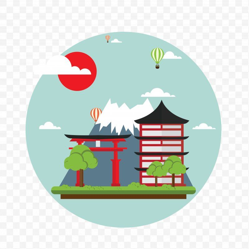 Japan Map Vector Scenery Mount Fuji Clip Art Png Japan Area Clip Art Flag Of Japan Green Japan Icon Japan Map Japan Flag